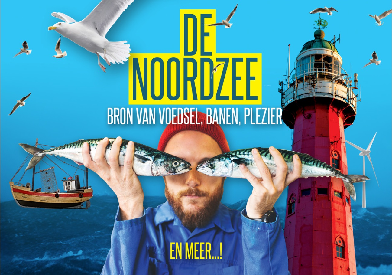 2018/september: De Noordzee in de klas