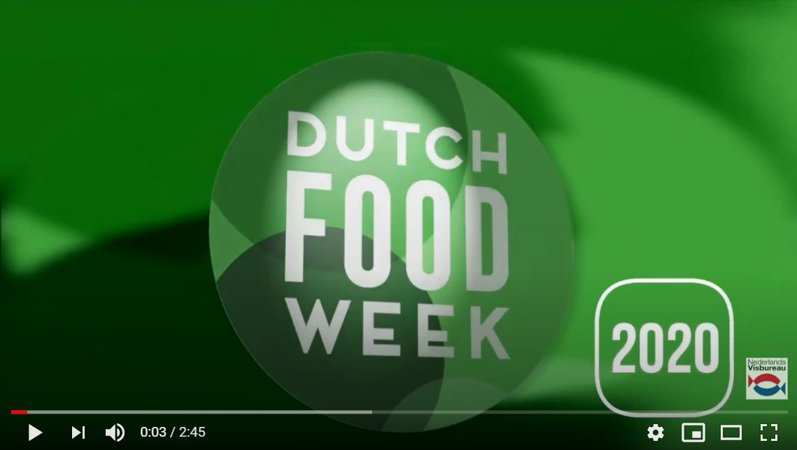 Dutch Food Week - een terugblik