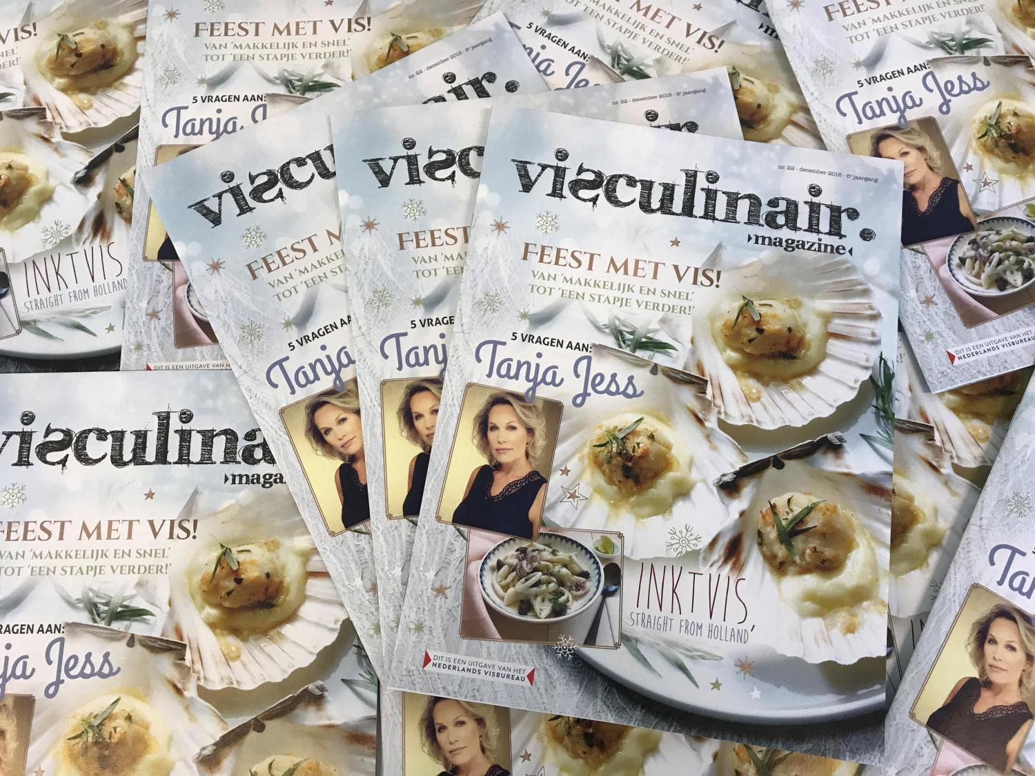 Cover Visculinair decembereditie