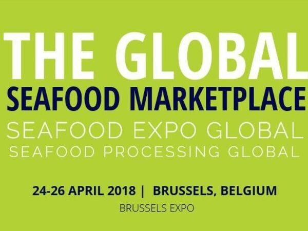 Holland Paviljoen op Seafood Expo Global 2018