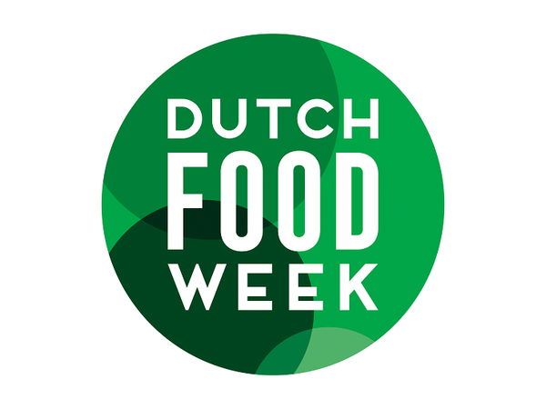 Logo Dutch Food Week
