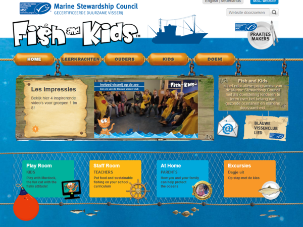 Fish and Kids MSC